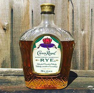 加拿大皇冠威士忌