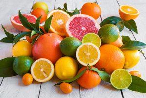 柠檬和柑橘
