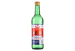 红星二锅头酒