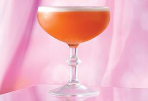 红宝石菲兹鸡尾酒