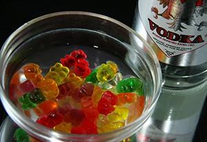 伏特加小熊软糖