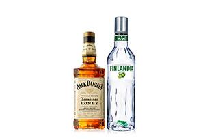 威士忌和伏特加