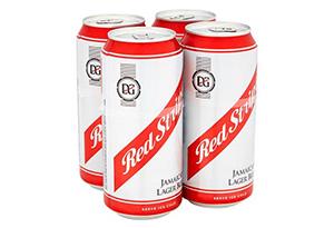 牙买加Red Stripe啤酒