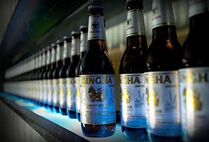 泰国胜狮啤酒