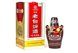 汾酒-老白汾10