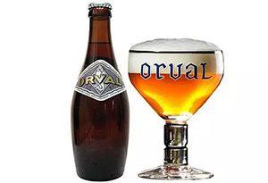 比利时Orval啤酒