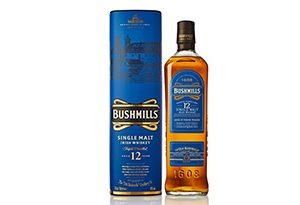 Bushmills布什米尔玛萨拉红酒桶12年单一麦芽威士忌