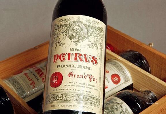 酒王之王柏图斯红酒多少钱一瓶,随便一瓶三万仅次于罗曼尼康帝-酒文化